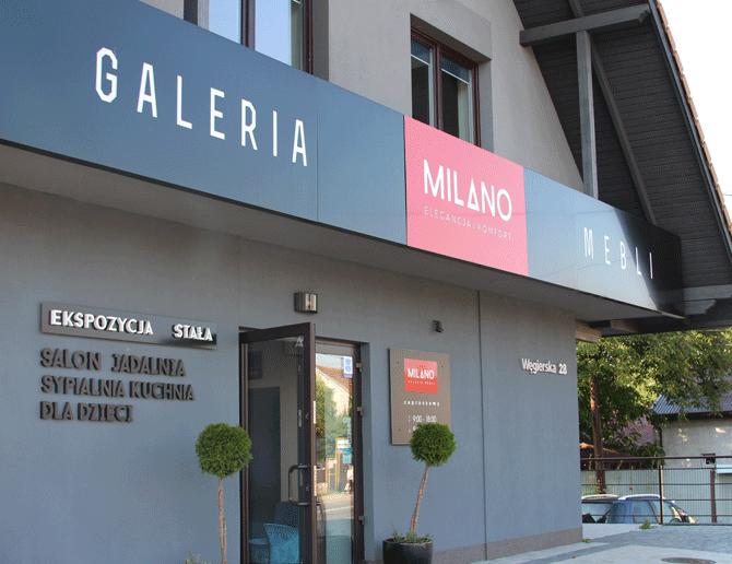 Galeria Mebli Milano, meble nowy sącz, meble sacz