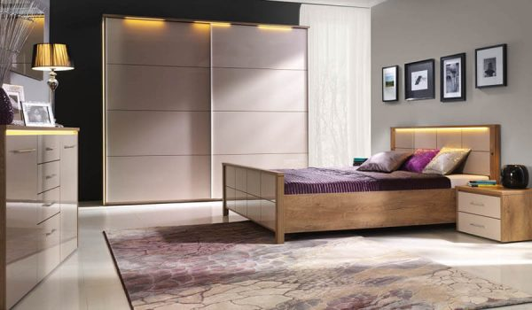 Wien sypialnia