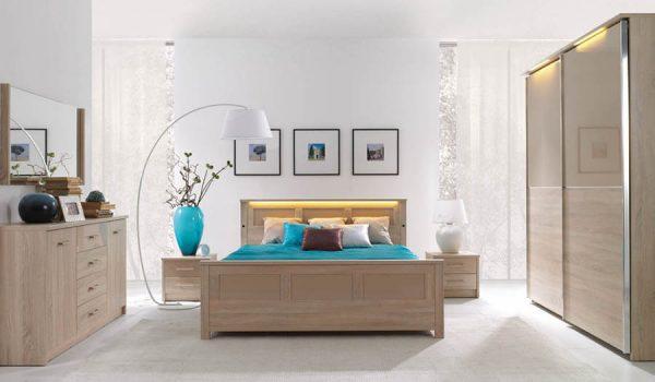 Cremona sypialnia
